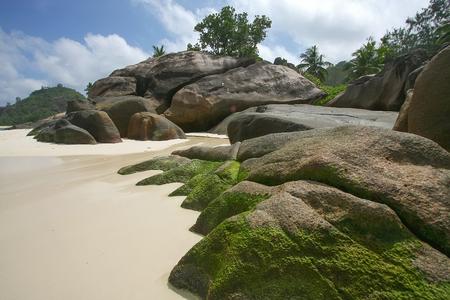 seychelles: Seychelles beach