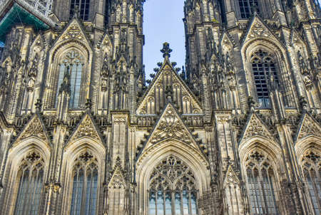 Cathedral Church of Saint Peter in Cologne, Germany