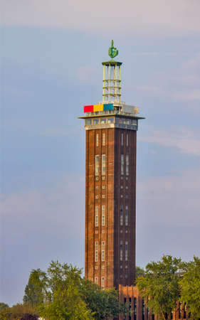 Fair tower in Cologne, Germany Editoriali