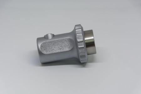 tr: TR probe for Ultrasonic test equipment Stock Photo