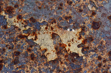 corroded: old grunge abstract metal corroded texture rusty