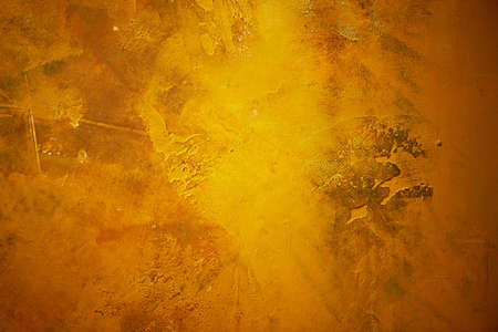 The texture is rich orange, ochre.Putty in divorce. Rich color