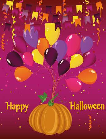 Halloween Halloween banner.