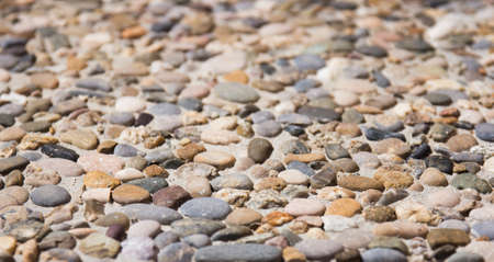 building materials: various building materials and paving stone walls Stock Photo