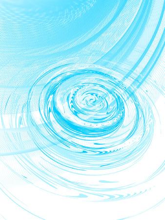 rimpeling: rimpeling op het water, de vector zonder helling