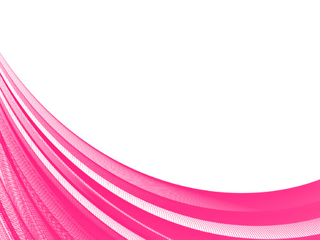 pink and black: abstract background, vector, stylized waves, place for text