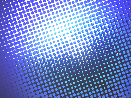 abstract  background, vector halftone effect, illusion  of the gradient, place for text Vector