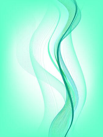stylized design: abstract background, vector, gradiente di maglia