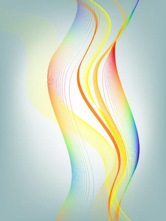 gradient mesh: abstract background, vector, mesh gradient Illustration