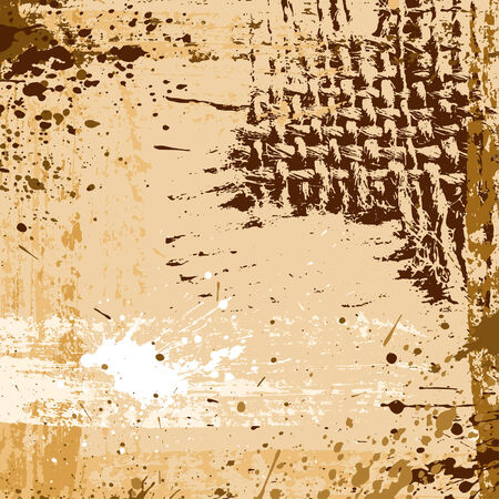 sackcloth: abstract  grunge background, vector