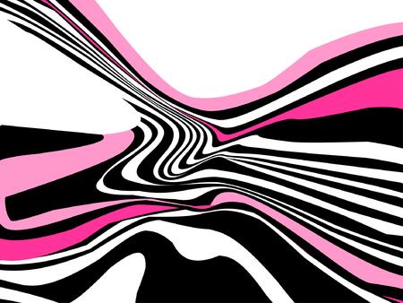 abstrakcyjne tła, wektor, stylizowana fale, miejsce dla tekstu