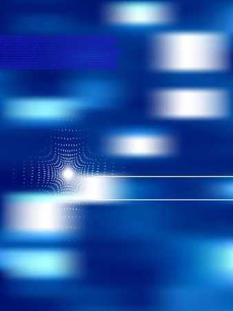 internet speed: technology abstract background, motion blur, include mesh gradient