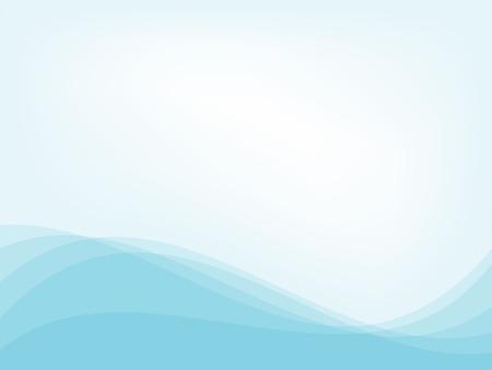 lineas onduladas: l�neas transparente, vector, el lugar para el texto Vectores