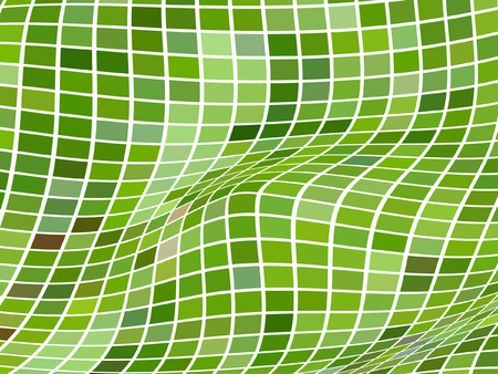 deformation: abstract background, vector, mosaic