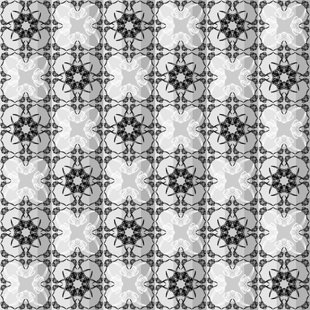 Seamless pattern, vector, geometric  ornament Vector