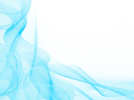 wave vector: abstract background, vector, stylized waves, place for text
