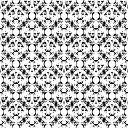 Seamless pattern, vector, floral ornament Stock Vector - 5130891