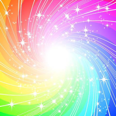 colorful vector background  Stock Illustratie