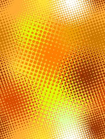 autumn seamless  pattern, vector  without gradient Stock Illustratie