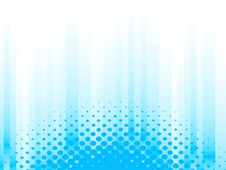 halftone lines, blur effect Stock Vector - 5691548