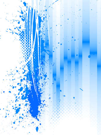 abstract grunge background, blur effect Stock Vector - 5691591