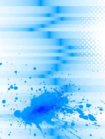 abstract grunge background, vector blur effect Vector