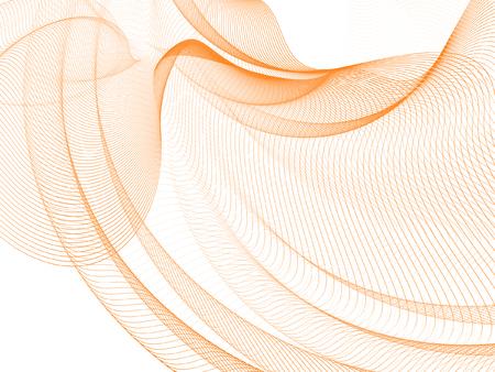 abstracte achtergrond, vector blur effect  Vector Illustratie
