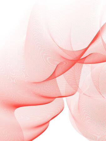 contexte abstrait, effet de flou de vecteur