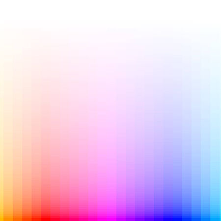 colorful lines,  blur effect Stock Vector - 6298104