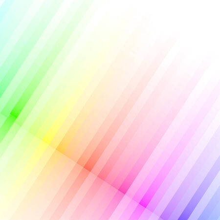 colorful lines,  blur effect Stock Vector - 6298101