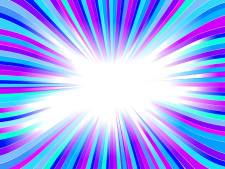 bello resplandor, fondo abstracto de vector