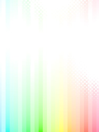 colorful lines, vector blur effect Stock Vector - 6418958