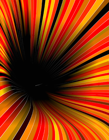 beautiful glow,  abstract background Vector