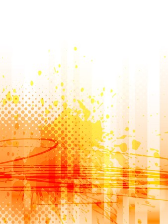 abstract  grunge  background. Illustration