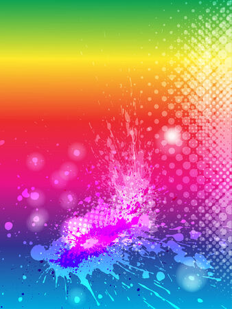 abstract  grunge  background Stock Vector - 7912381