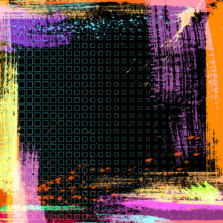 grungy background: abstract  grunge  background