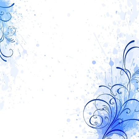 floral background,  floral style