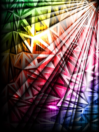 abstract background with transparency Vector
