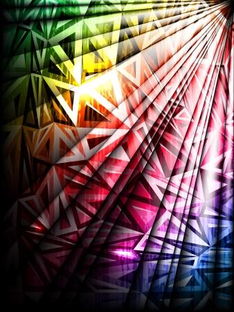 nakładki: abstrakcyjne tło z przejrzystości