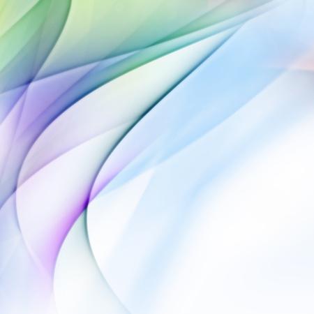 nakładki: abstrakt aktywny stylizowane fale z efektu rozmycia