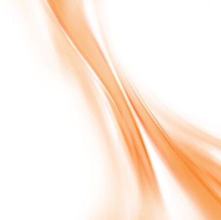 abstract active stylized waves with blur effect photo