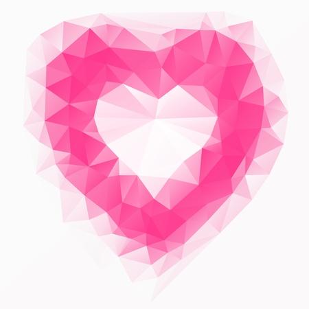 vector heart, valentine Vector