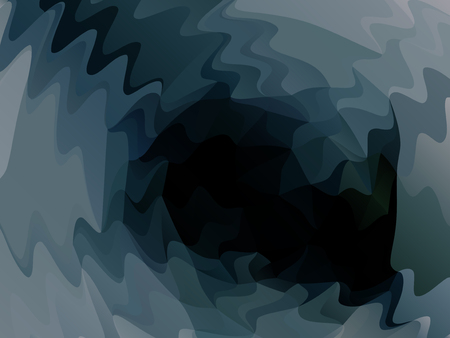 ripple effect: vector abstract background with gradient, ripple effect