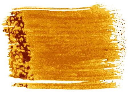 lugar: acuarelas de manchas abstractas, dibujo a mano, el lugar de texto Vectores