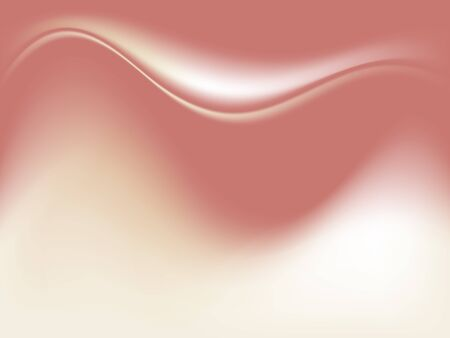 gradient: vector blur abstract composition, include mesh gradient Illustration