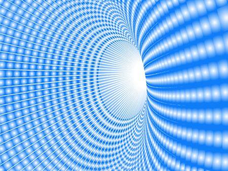 abstract vortex, opt art, gradient effect