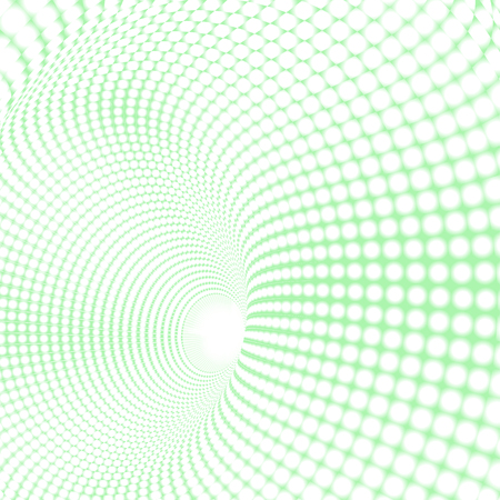 abstract vortex Illustration