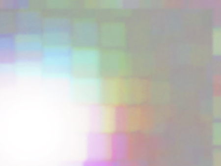 iridescent: Multicolor spots. Abstract background with iridescent gradient.
