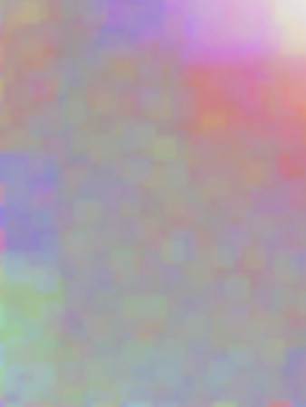 iridescent: Multicolor spots. Abstract background with iridescent gradient. Blurry colored noise, special effect. Visual illusion of oil painting.