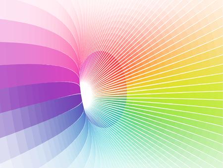 opt: abstract vortex, vector opt art, gradient effect without gradient